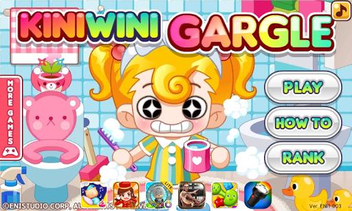 Kiniwini Gargle-Girls Game