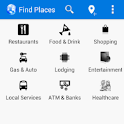 Find Places logo