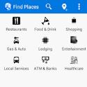 Find Places logo