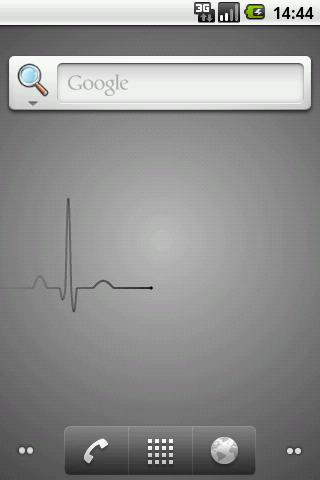 ECG Wallpaper screenshot #2