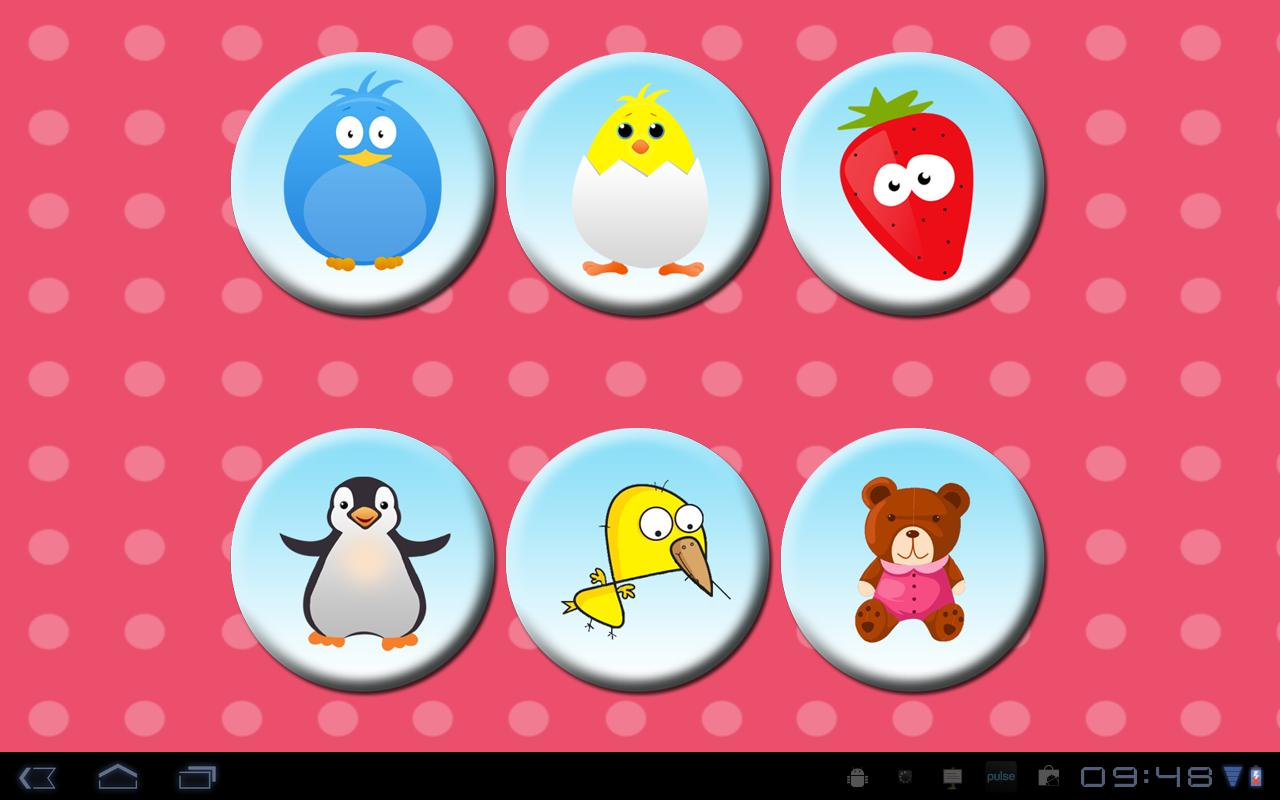 Kids Preschool Memory Game Tab - screenshot
