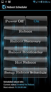 Reboot Scheduler - screenshot thumbnail