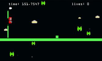 Screenshot of Line Jump Run X : Robot Dash