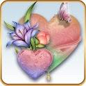 ADW  Valentine Hearts Romance icon