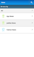 Screenshot of t-App