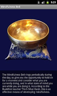 Mindfulness Bell - screenshot thumbnail