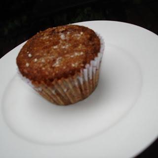 Chocolate-Curry Buckwheat Muffins.