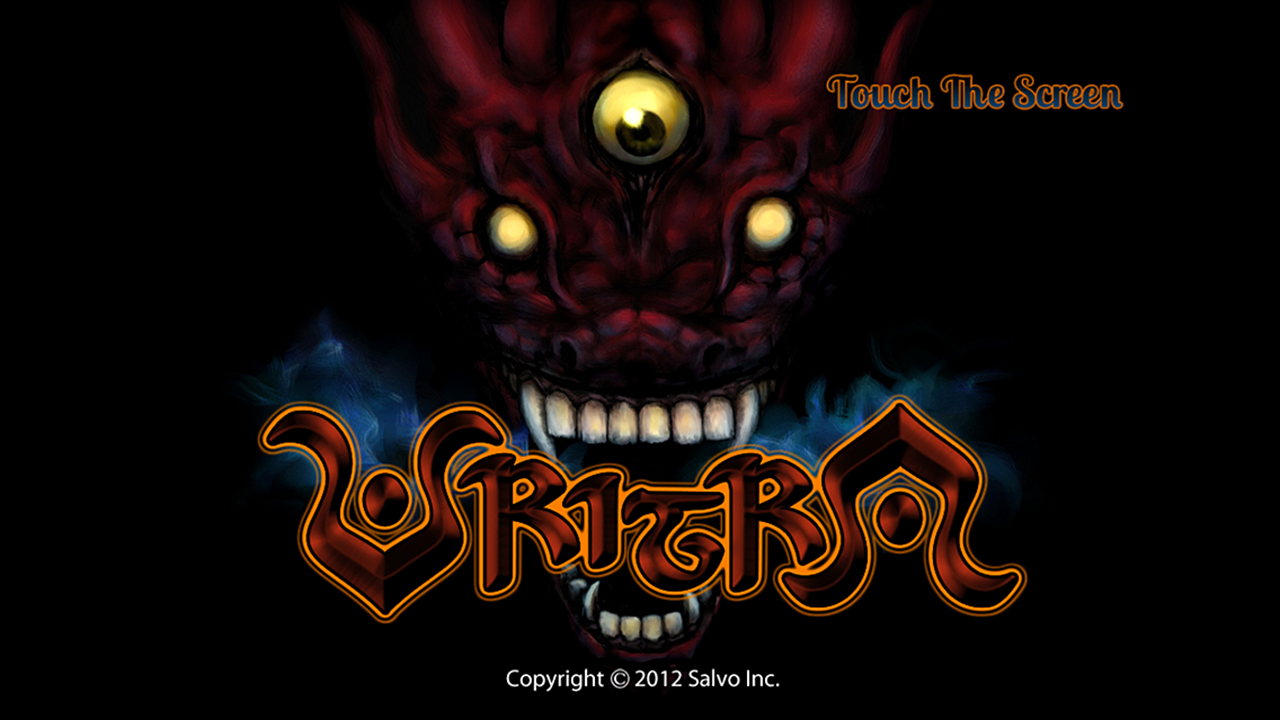 Vritra- screenshot