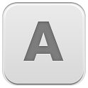 A-Keyboard icon