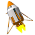 Lunar Lander Trial App icon
