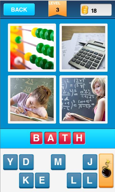 4 Pics 1 Word - Guess Words - screenshot