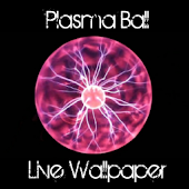 Plasma Ball Live Wallpaper