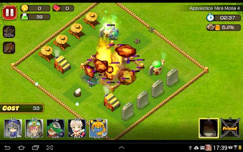 The Knights of Mira Molla- screenshot thumbnail