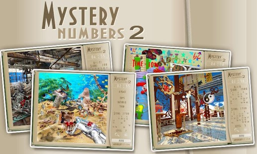 Mystery Numbers2:Hidden Object - screenshot thumbnail