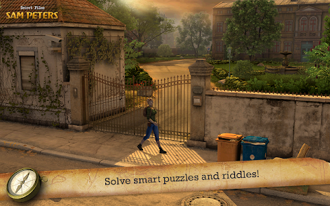 Secret Files Sam Peters v1.0.14