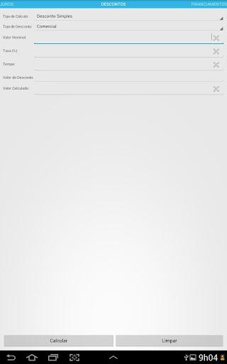 【免費財經App】Finance Calculadora Financeira-APP點子