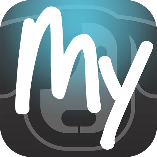 娛樂必備App|MyMedia LOGO-綠色工廠好玩App