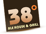 Logo for 38 Degrees Alehouse & Grill