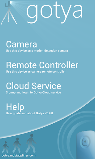 Gotya Surveillance Camera