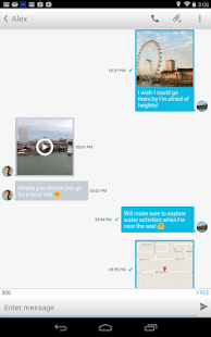 Free Calls & Text Messenger - screenshot thumbnail