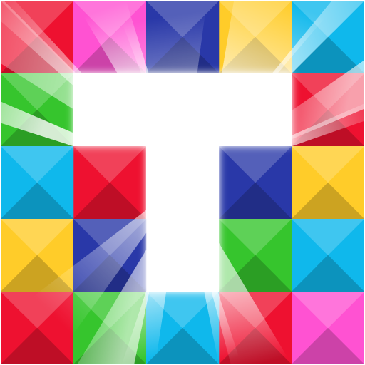Tetcolor LOGO-APP點子