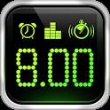Bedside Alarm Clock Free icon