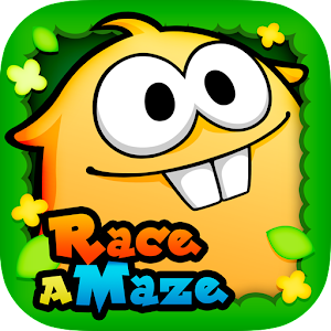 Race a Maze - cute & challenging action game