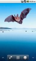Screenshot of Bat Sticker