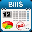 my Bills Organizer icon
