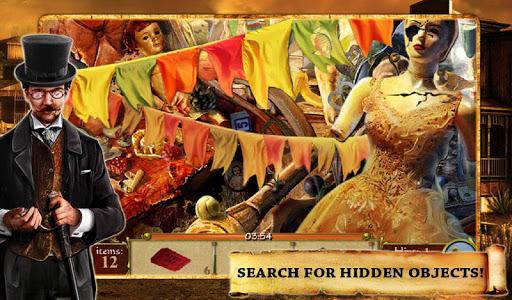 Hidden Object - Mystery Town