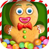 Christmas Cookie: Crazy Bakery