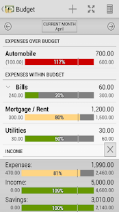 anMoney Budget & Finance - screenshot thumbnail