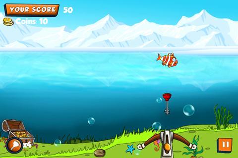 玩休閒App Sea Flunger免費 APP試玩