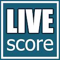 实时比分 - LIVE Score icon