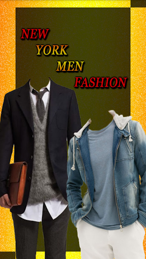NY Men fashion style