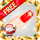 A-List Girl ★ Рождество Nails icon
