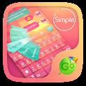 Simple Keyboard Theme & Emoji icon