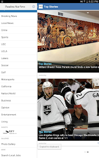 Pasadena Star-News- screenshot thumbnail