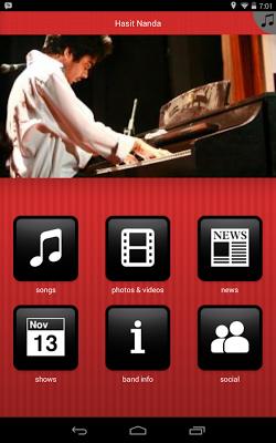 Hasit Nanda - screenshot