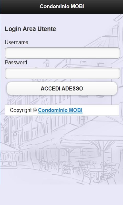 Condominio.Mobi - screenshot