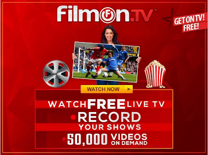 FilmOn Free LiveTV DLNA - screenshot thumbnail