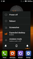 Screenshot of Miui V5 Darkness