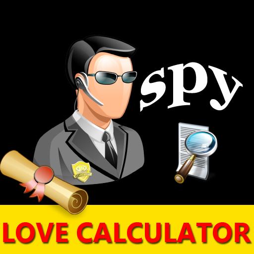 Spy Love Calculator LOGO-APP點子