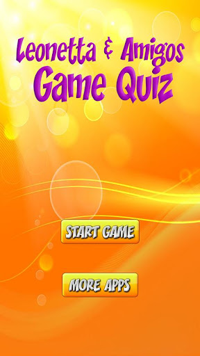 Leonetta Amigos Game Quiz