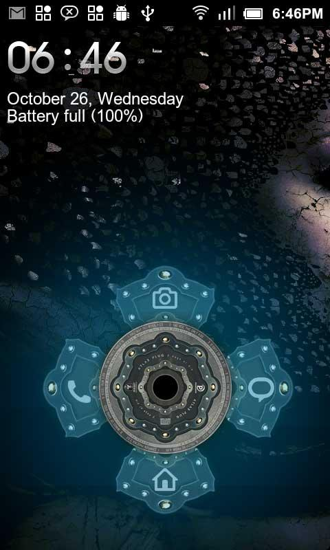 MagicLocker Main - screenshot
