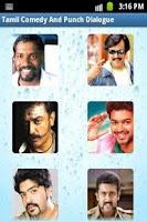 Screenshot of Tamil Comedy,Punch & FM Radio