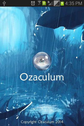 Ozaculum
