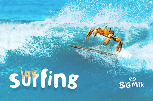 Joy of Surfing