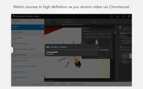 Lynda - Online Training Videos Screenshot 17