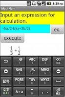 Screenshot of Improve Math Power